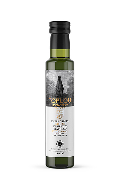 Extra Virgin Olive Oil P.D.O. Sitia - Dorica 250ml