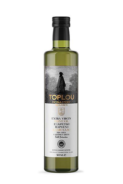 Extra Virgin Olive Oil P.D.O. Sitia - Dorica 500ml