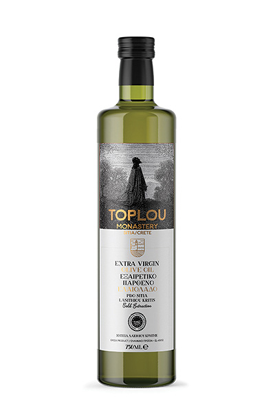 Extra Virgin Olive Oil P.D.O. Sitia - Dorica 750ml