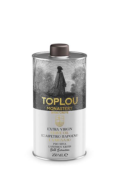 Extra Virgin Olive Oil P.D.O. Sitia - Tin 250ml